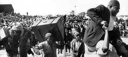 la spoliation de la Palestine par les sionistes en 1948 15-Mai-1948-jour-de-la-Nakba-B1