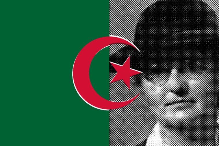 Algerie Drapeau Émilie busquant a- t-elle réellement conçu le drapeau algérien?