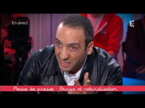 Le Digage Mprisant Lanc Par Abdel Raouf Dafri La Salarie