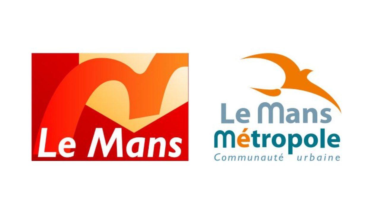 """Résultat de recherche d'images pour """"logo Le Mans métropole ville du mans"""""""