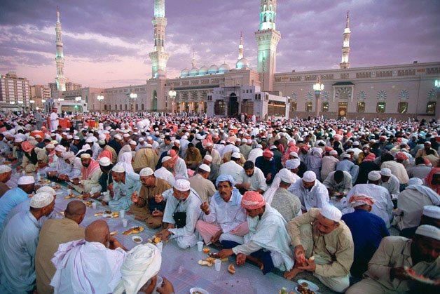 Le Ramadan à la mecque