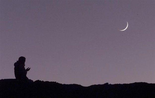 La nouvelle lune annonce le début du mois de Ramadan