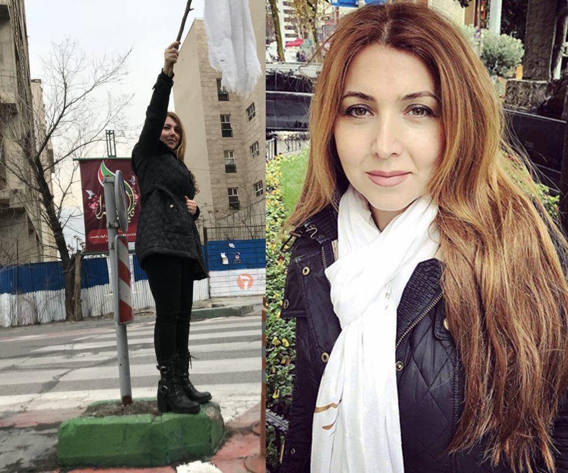 6378ef4748d97 Une Iranienne condamnée à 20 ans de prison