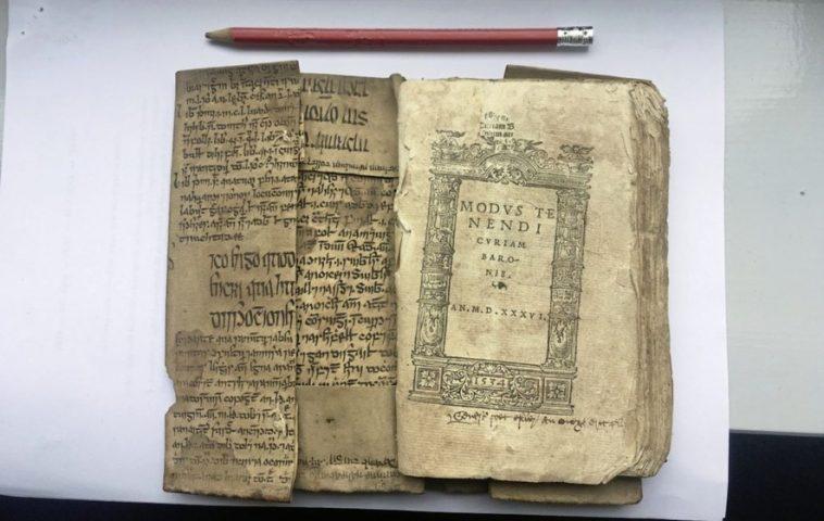 Un parchemin ancien dévoile les apports de la médecine islamique du Moyen Âge à l'Irlande dans histoire culture Coran-ancien-Irelande-1-758x480